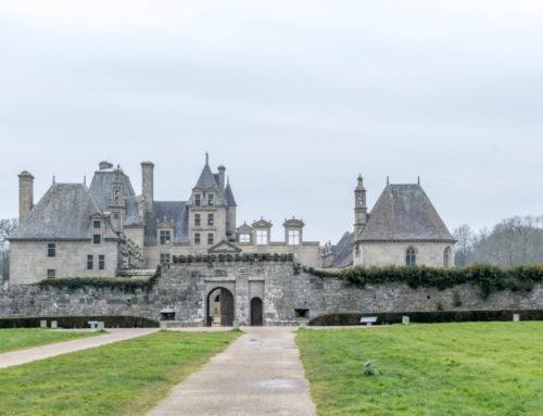 Kerjean Castle